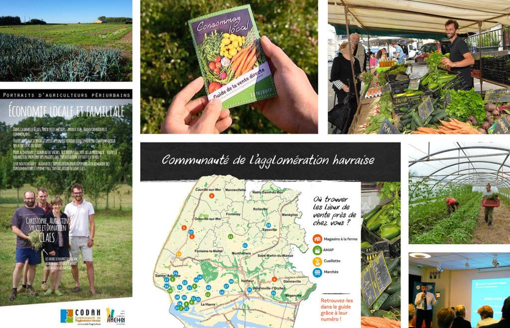 Agenda 21 de l'autonomie alimentaire des villes, action 12 : atelier zonage circuits courts