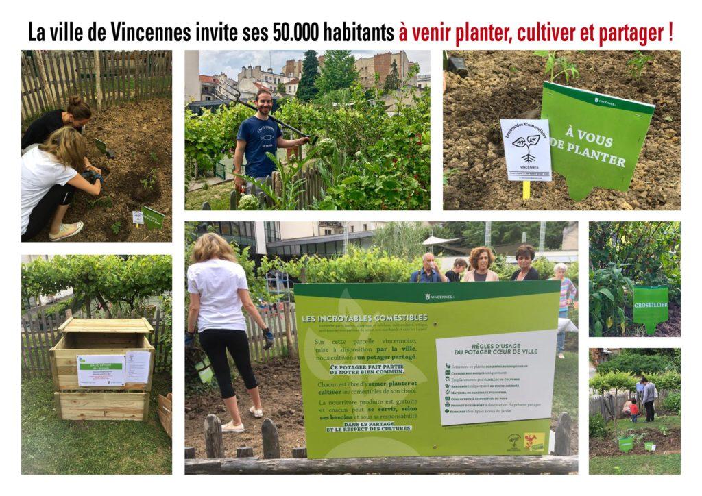 Vincennes inscrit l'agriculture urbaine dans son Agenda 21 !