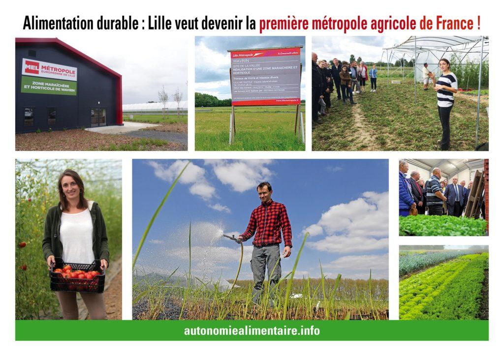 La MEL, première métropole agricole de France